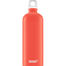 Sigg Lucid Touch Drinking Bottle 1000ml, scarlet